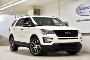 2017 Ford Explorer Sport AWD NOUVEL ARRIVAGE