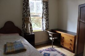 Single room in Oxford family home (bills included)