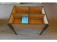 book shelf / table (horizontal)