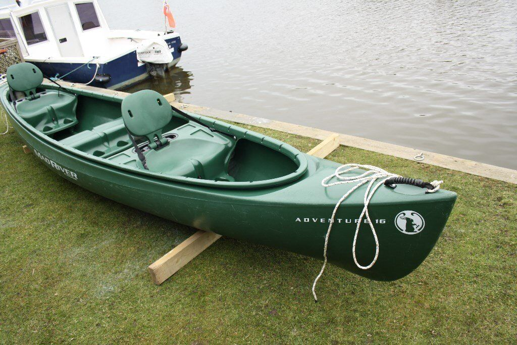 Mad river canoe adventure 16  in Great Yarmouth, Norfolk  Gumtree