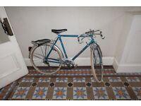 Vintage French Touring Bike - Verdin - 1970s