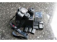 Panasonic LUMIX DMC-GH4 16.0MP Digital SLR Camera with 2 Lenses 25mm prime + Kit Lens