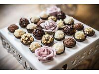 Brigadeiro Brazilian Gourmet Truffle Supplier Handmade with Belgian chocolate and quality nuts