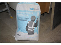 Free to first person who will come and collect a large 25 Kg bag of plasterboard adhesive
