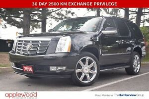 2014 Cadillac Escalade NAVIGATION, CHROME WHEELS, DVD, ULTRA PRE