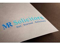 Solicitors/Lawyers/Paralegals with own clientele, own caseloads urgently needed