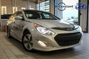 2015 Hyundai Sonata Hybrid Limited BLUETOOTH, BACK UP CAM