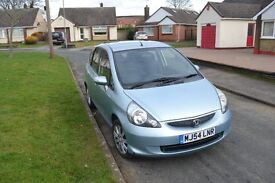 Honda Jazz, low mileage, garage maintained, reliable runner.