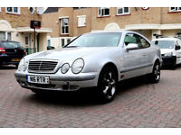 Automatic -- MERCEDES CLK 200 COUPE -- Part Exchange Welcome -- Drives Good