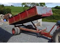 10 x 6 Tipping Trailer