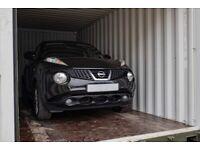 Internal Car Storage
