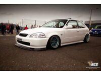 Honda Civic Vti EK4 HUGE SPEC!!