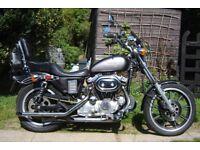 Harley Davidson Sportster XLS 1000cc 1980
