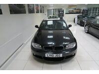 BMW 1 SERIES 2.0 118d M Sport 2dr (black) 2010