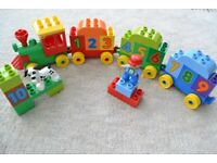 LEGO DUPLO TRAIN – MODEL No 10558 EXCELLENT CONDITION