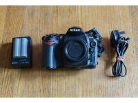 Nikon D200 (10.2 mega pixel) Digital Camera