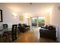 Two bedroom in Greenwich, furn or unfurn, secure parking, 24r security porter, 7 mins to station