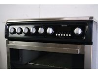 Hotpoint 60cm Ceramic Top Cooker/Oven 12 Month Warranty Delivery and Install Available