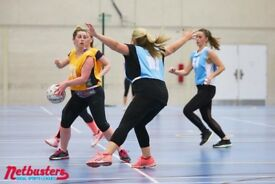 Players wanted for Brixton Netball League.
