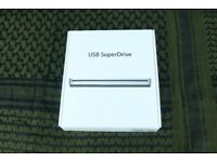 Apple USB SuperDrive (rrp £79) Brand New