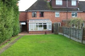 THIS HAS NOW BEEN LET Kenilworth 3 bed house, with parking