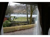 Cheap static caravan in Argyll & Bute. 1 hour from Glasgow and 20 mins from Loch Lomond. Drimsynie .