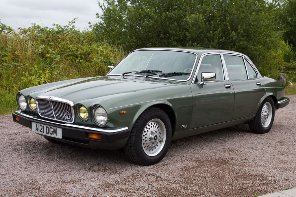 jaguar xj6 4 2 series 3 1984 sage green in beeston nottinghamshire gumtree. Black Bedroom Furniture Sets. Home Design Ideas