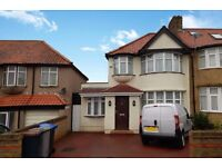 THREE BEDROOM SEMI-DETACHED HOUSE AVAILABLE TO RENT IN KINGSBURY, NW9