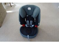 Britax Evolva 123 Plus, Childrens Child Car Safety seat, little used in Excellent Condition.