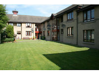 Modern, high quality one-bedroom flat available now on sheltered development in Grantown-on-Spey