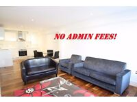 Large 1 bedroom furnished flat, top specification throughout, walk to station & into the City