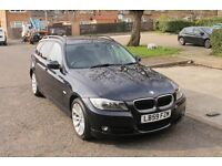 BMW 3 Series 2.0 320d SE Business Edition Touring 5dr. 68567miles, iDrive with Sat Nav, Ful leather.