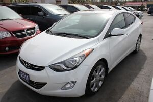2011 Hyundai Elantra Limited w/Nav LOW KMs
