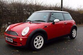 2006 MINI COOPER ONLY 53500 MILES 12 MONTH MOT 2 SET KEYS CLEAN CAR