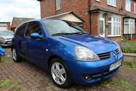 Renault Clio Diesel, 1.5dci Campus Sport Dynamique iMusic. 2owners from new, full service history.
