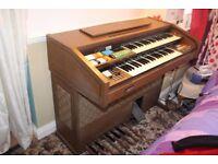 Vintage Gem Leslie Organ