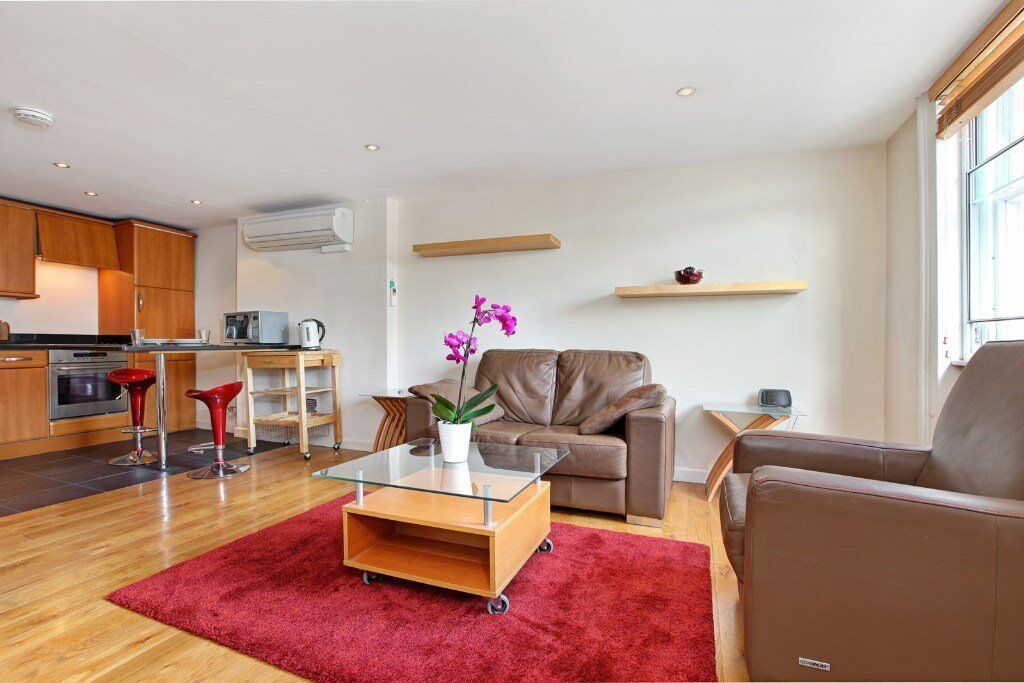 SPACIOUS ONE BEDROOM FLAT IN THE HEART OF MARYLEBONE