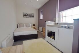 Brand New Furnished Studio Apartments To Rent in Retford