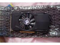 PowerColor Red Dragon AMD Radeon RX 460 2GB GDDR5 Graphics card GPU Gaming
