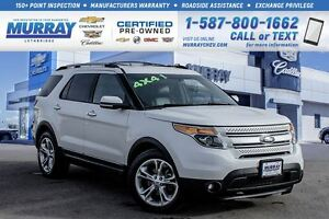 2012 Ford Explorer **Loaded!  One Owner!**