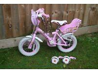 "Apollo Cupcake Kids Bike 12"" Wheels"