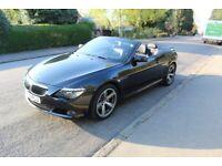 BMW 6 SERIES 3.0 635D SPORT 2D 282 BHP DIESEL CONVERTIBLE