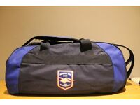 A great Brighton and Hove Albion bag - ideal for sport, days out or nights away. Excellent Condition