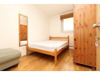 affordable double room in Bow Zero deposit available
