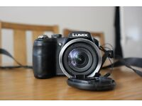 PANASONIC LUMIX BRIDGE CAMERA