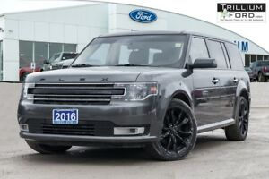 2016 Ford Flex SEL AWD LEATHER NAVIGATION SUNROOF