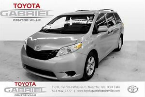 2014 Toyota Sienna CE GROUPE ELECTRIQUE+7 PASSAGERS+A/C