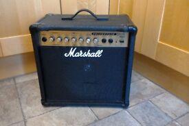 MARSHALL GUITAR AMP. VALVESTATE 2000 AVT 100 40W. *** NOW £30 ***