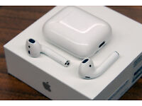 APPLE AIRPODS NEW AND SEALED
