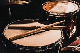 Drummer available for recordings